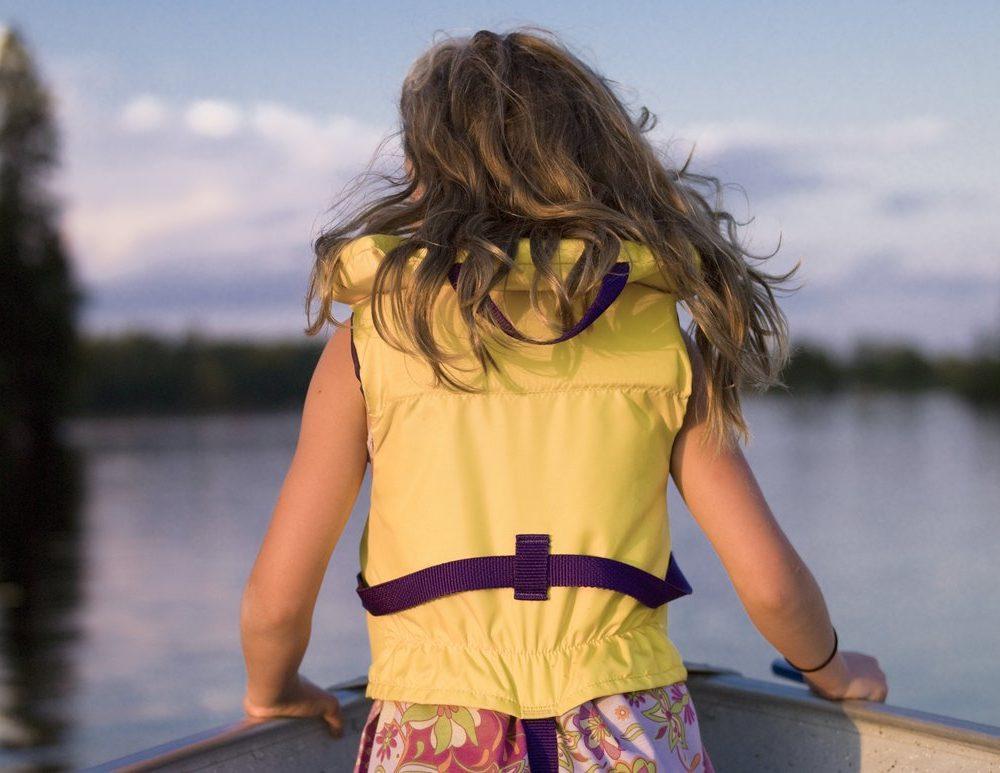 Typhoon Sports Quality Snorkel Vests Adult /& Youth Sizes Hi-Viz Pockets Locking Inflator Valve